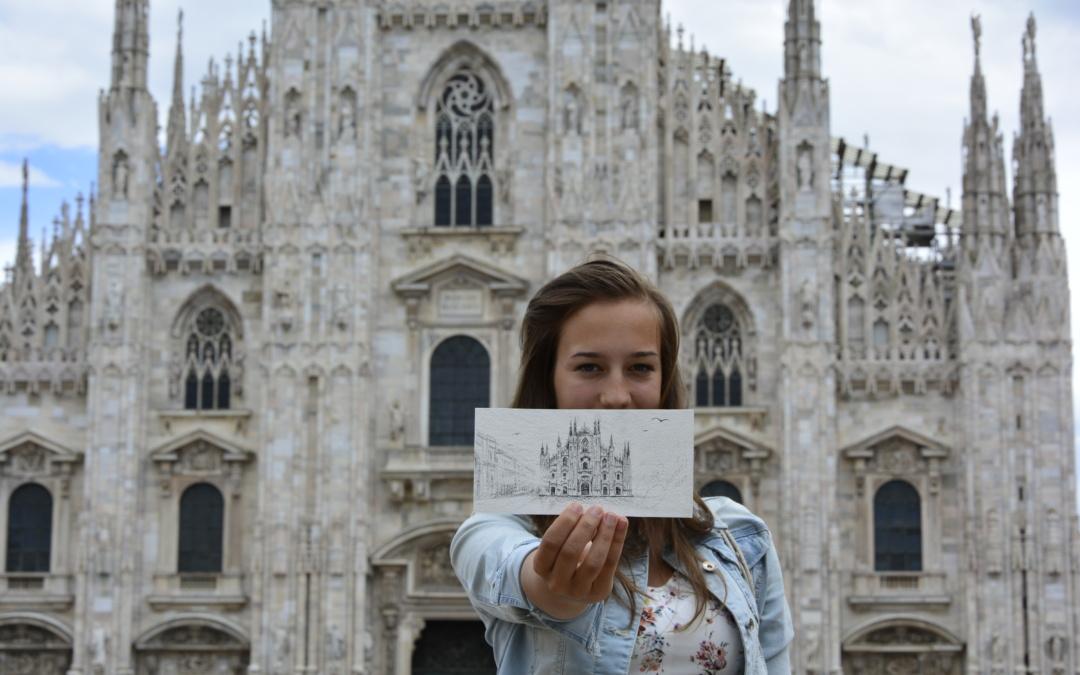 Severné Taliansko ako otvorená galéria